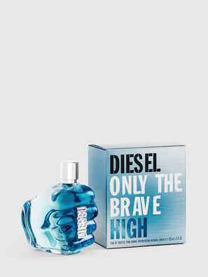 ONLY THE BRAVE HIGH  125ML, Hellblau - Only The Brave
