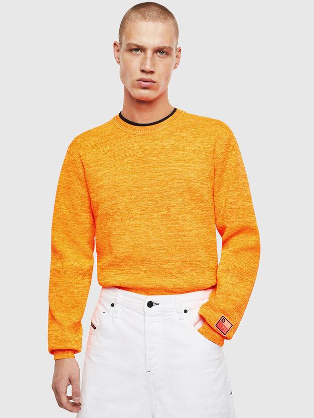 K-SPECIALS, Orange - Strickwaren