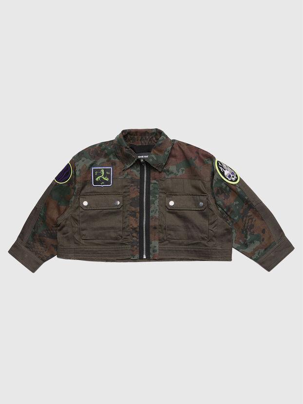 JANAPAY, Camouflagegrün - Jacken