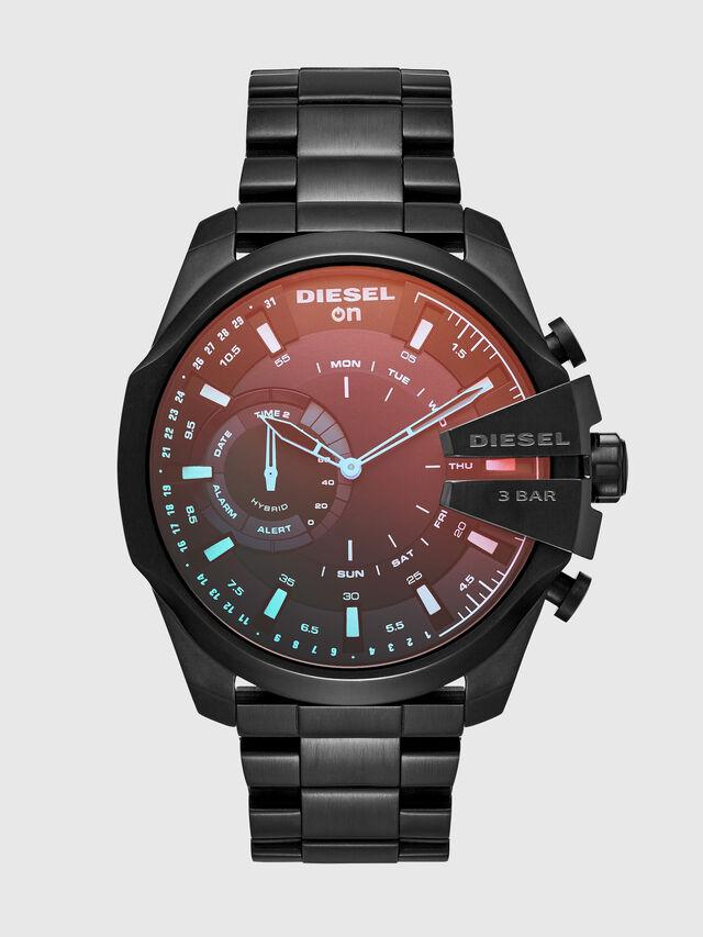 Diesel - DT1011, Schwarz - Smartwatches - Image 2