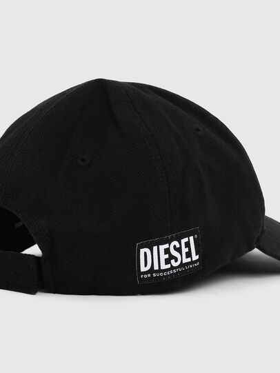 Diesel - LR-CAP, Schwarz - Hüte - Image 3