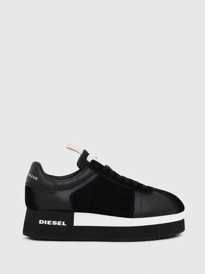Diesel - S-PYAVE WEDGE, Schwarz - Sneakers - Image 1