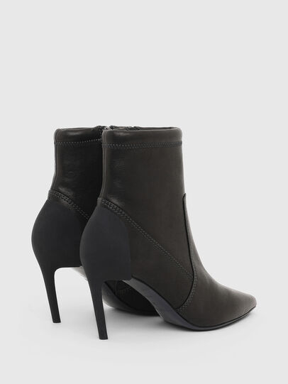 Diesel - D-SLANTY MABZ, Black - Ankle Boots - Image 3