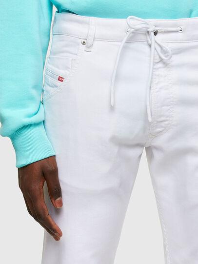 Diesel - Krooley JoggJeans® 0684U, Weiß - Jeans - Image 4