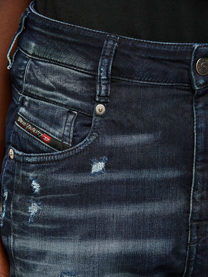 Diesel - FAYZA JoggJeans® 069PZ, Dunkelblau - Jeans - Image 3