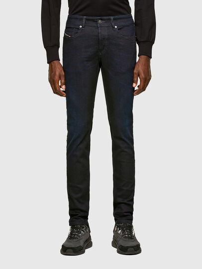 Diesel - Sleenker 0095X, Bleu Foncé - Jeans - Image 1