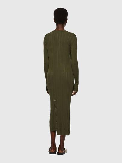 Diesel - M-GEORGIA, Vert Olive - Robes - Image 2