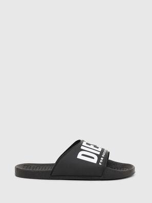 FF 01 SLIPPER CH, Schwarz - Schuhe