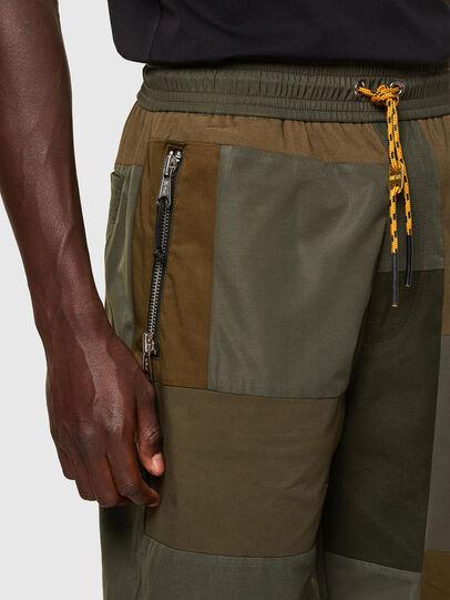 Diesel - P-HOR, Verde Militare - Pantaloni - Image 4