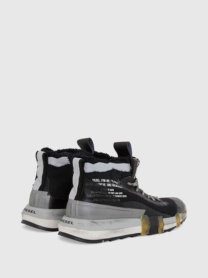 Diesel - H-PADOLA GL, Schwarz - Sneakers - Image 3
