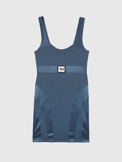 Diesel - UFPT-DILLY-SAT, Bleu - Robes de chambre - Image 1