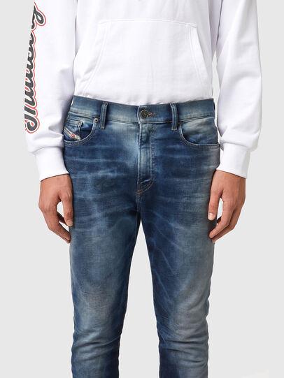 Diesel - D-Amny JoggJeans® 069XE, Blu Scuro - Jeans - Image 3