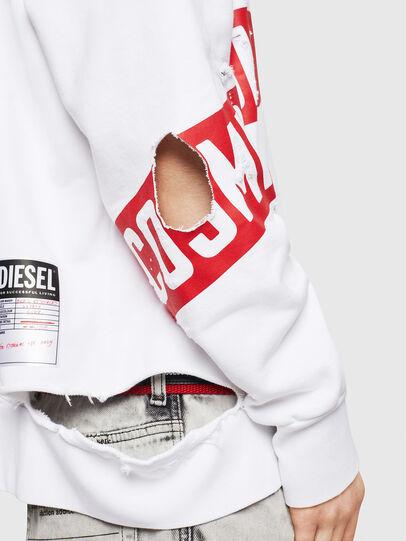 Diesel - S-BAY-HOLES,  - Sweatshirts - Image 3