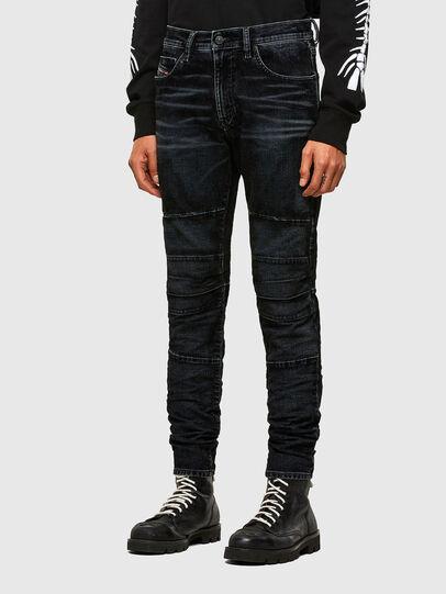 Diesel - D-Strukt JoggJeans® 069TG, Noir/Gris foncé - Jeans - Image 7