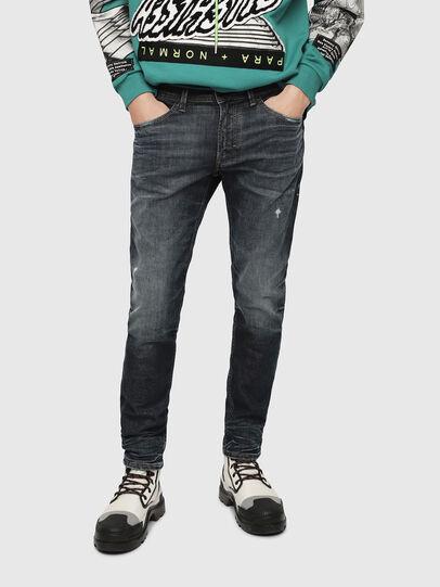 Diesel - Thommer JoggJeans 087AI, Dunkelblau - Jeans - Image 1