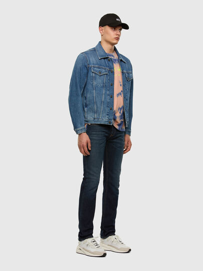 Diesel - Safado 009HN, Bleu Foncé - Jeans - Image 5