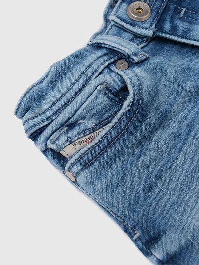 Diesel - SLEENKER-B JOGGJEANS-N, Mittelblau - Jeans - Image 3