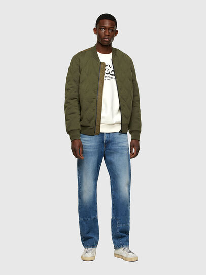 Diesel - K-CHRYSO, Vert Militaire - Pull Maille - Image 6