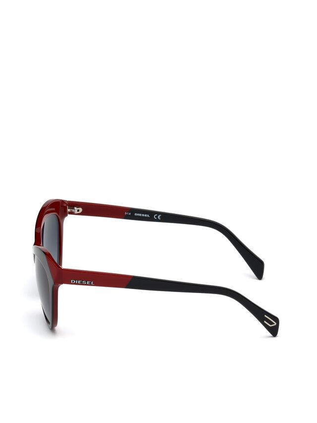 Diesel - DL0225, Schwarz - Sonnenbrille - Image 3