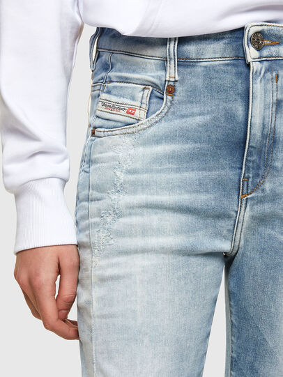 Diesel - FAYZA JoggJeans® 069UY, Hellblau - Jeans - Image 3