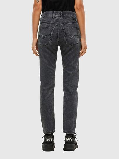 Diesel - KRAILEY JoggJeans® 069QB, Schwarz/Dunkelgrau - Jeans - Image 2