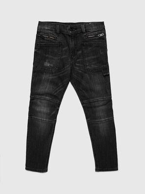 D-PHORMER-J, Schwarz - Jeans