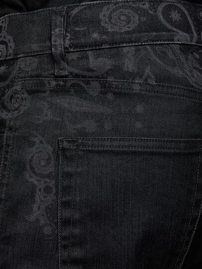 Diesel - D-Strukt 009KT, Schwarz/Dunkelgrau - Jeans - Image 3