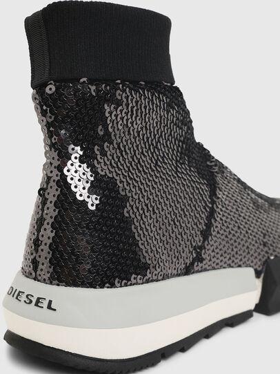 Diesel - H-PADOLA SOCK W, Schwarz - Sneakers - Image 5