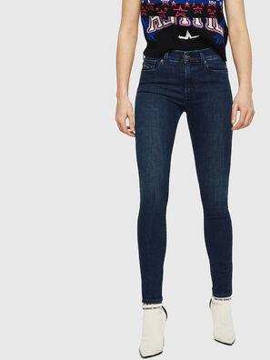 D-Roisin 0890G, Dunkelblau - Jeans