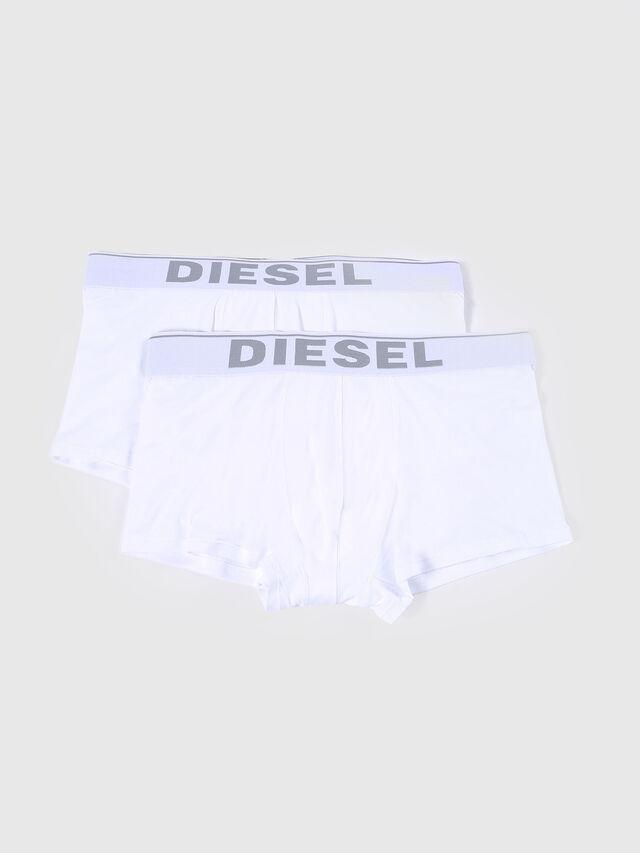 Diesel UMBX-KORYTWOPACK, Weiß - Boxershorts - Image 1