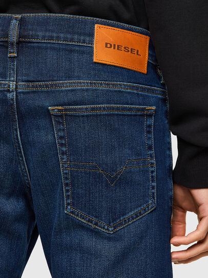 Diesel - D-Yennox 009ML, Bleu Foncé - Jeans - Image 4