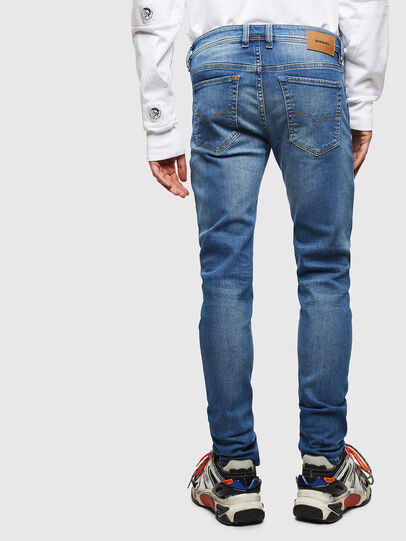 Diesel - Sleenker CN053, Mittelblau - Jeans - Image 2