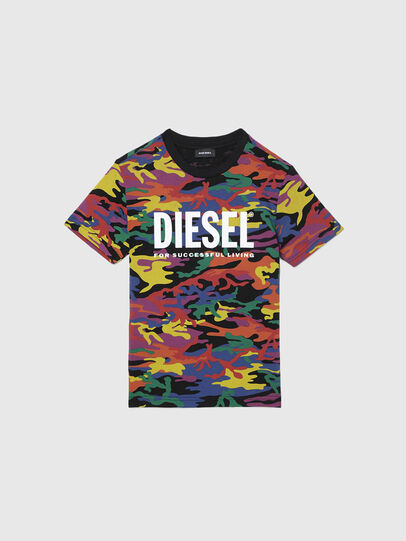 Diesel - TDIEGORBOW, Multicolore - T-shirts et Hauts - Image 1