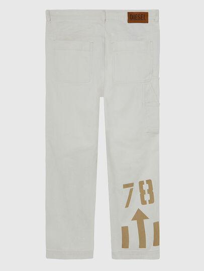 Diesel - D-Franky 009BZ, Weiß - Jeans - Image 2