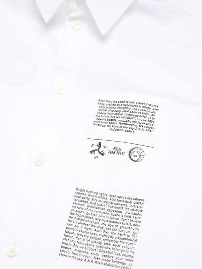 Diesel - CSVENPRINT, Weiß - Hemden - Image 4