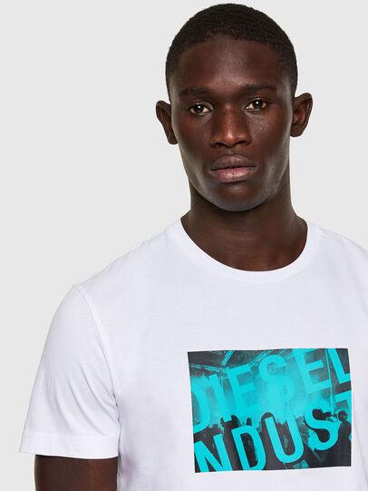 Diesel - T-DIEGOS-K16, Weiß - T-Shirts - Image 2