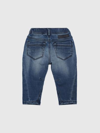 Diesel - FAYZA B JOGGJEANS-N, Bleu moyen - Jeans - Image 2