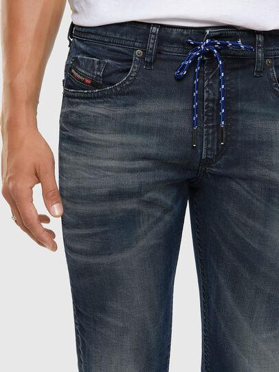 Diesel - Thommer JoggJeans 069NT, Dunkelblau - Jeans - Image 3