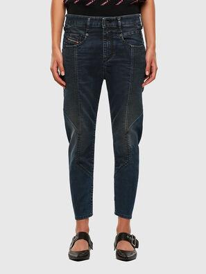Fayza JoggJeans 069PQ, Dunkelblau - Jeans