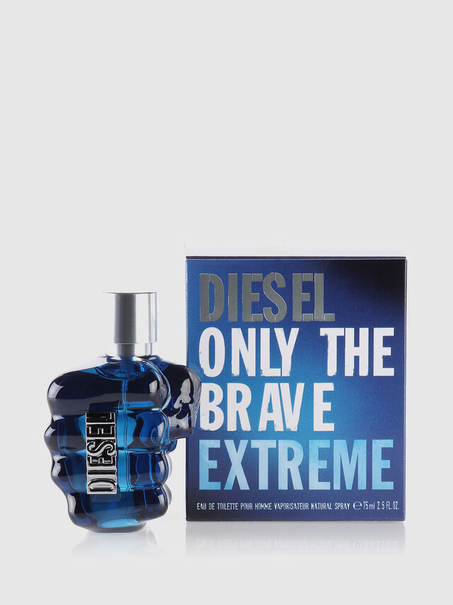 ONLY THE BRAVE EXTREME 75ML, Blau
