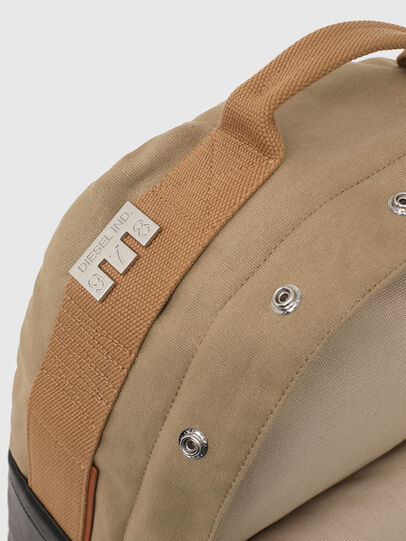 Diesel - DHORIAN LM, Beige - Backpacks - Image 7