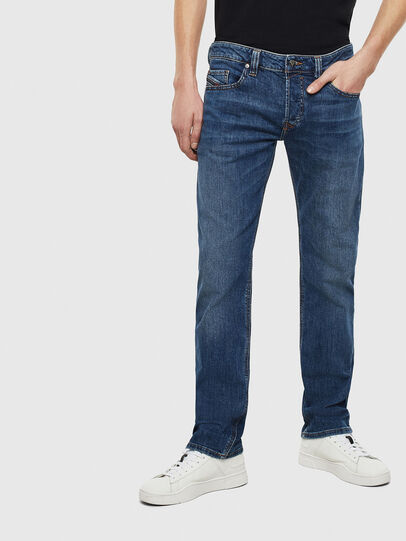 Diesel - Safado CN036, Dunkelblau - Jeans - Image 1