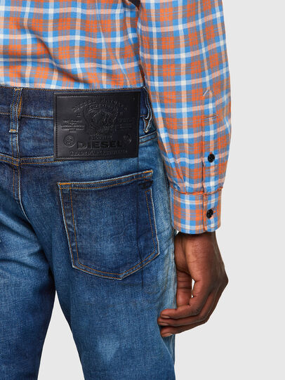 Diesel - D-Strukt 09A13, Bleu moyen - Jeans - Image 4