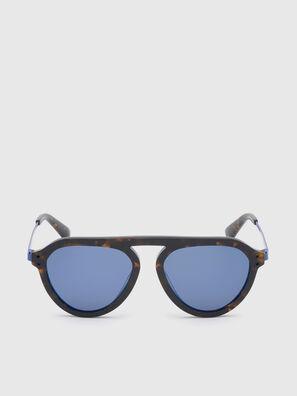 DL0277, Dunkelbraun - Sonnenbrille
