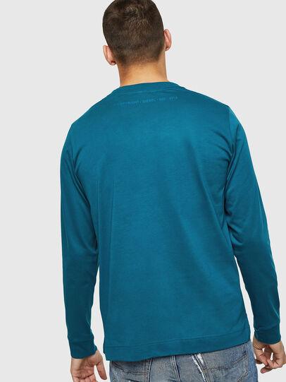 Diesel - T-LERMON, Marineblau - T-Shirts - Image 2