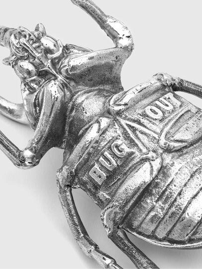 Diesel - 10887 WUNDERKAMMER, Silber - Wohnaccessoires - Image 4