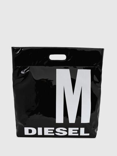 Diesel - F-LITT-HER M, Schwarz - Shopper und Schultertaschen - Image 1
