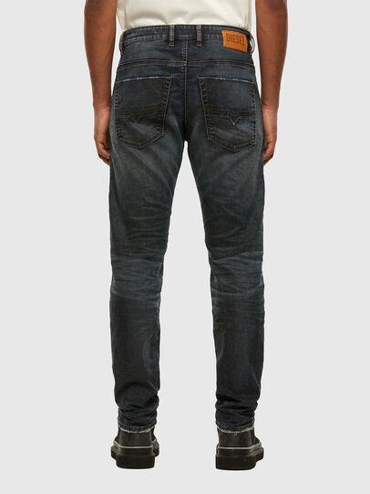Diesel - Krooley JoggJeans 069NS, Dunkelblau - Jeans - Image 2
