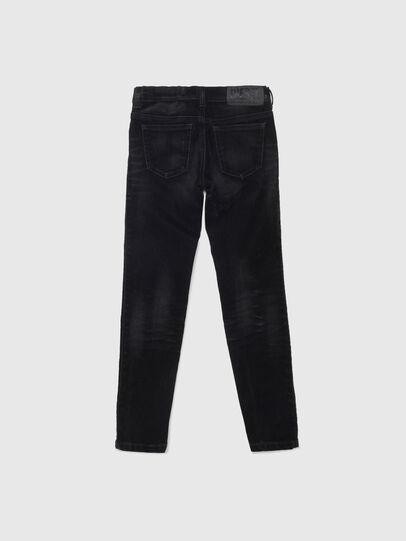 Diesel - DHARY-J, Schwarz/Dunkelgrau - Jeans - Image 2