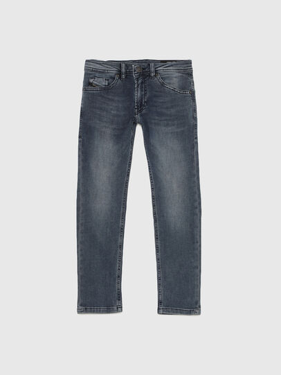 Diesel - THOMMER-J JOGGJEANS, Dunkelblau - Jeans - Image 1